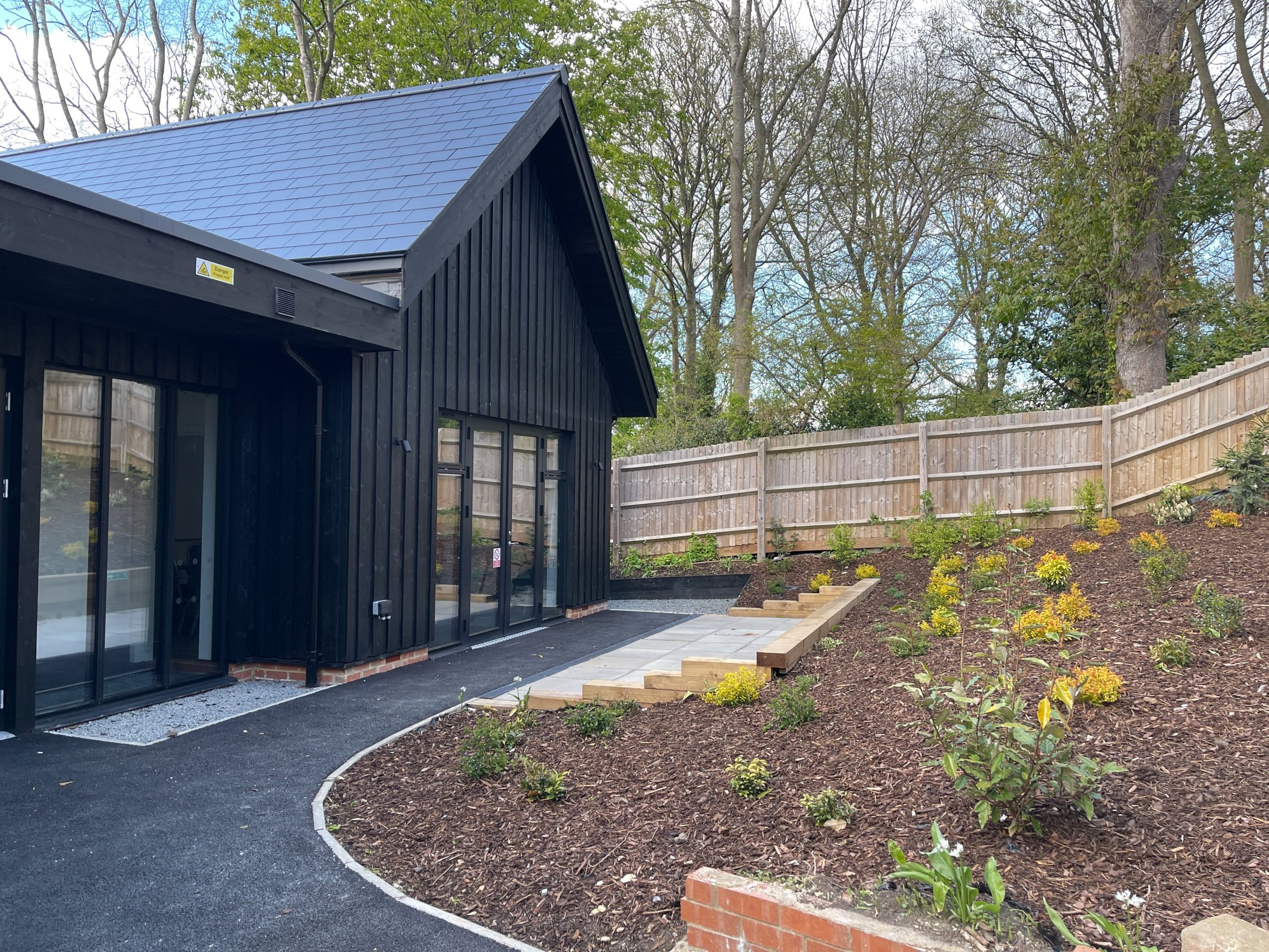 Bow-Brickhill-Community-Hall-Front-Entrance-To-The-Building